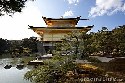 Kinkaku-ji Japan