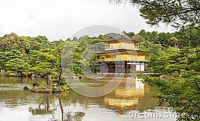 Kinkaku-ji in Japan