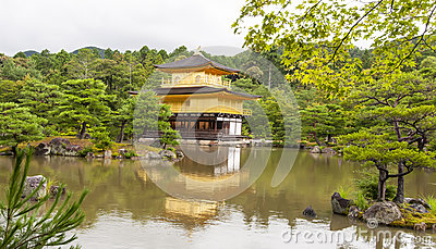Kinkaku-ji in Japan