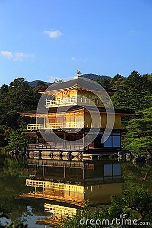 Kinkaku-ji Temple of the Golden Pavilion