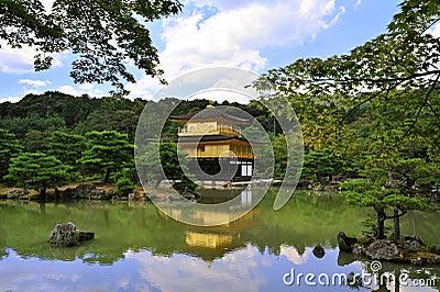 Kinkakuji Temple (The Golden Pavilion) / Kyoto, Ja