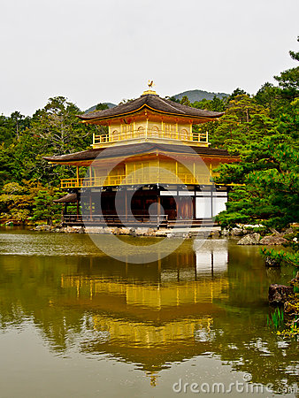 Kinkakuji temple, Kyoto, Japan 3