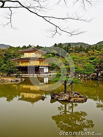 Kinkakuji temple, Kyoto, Japan 6