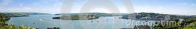 Kinsale Harbor Panorama, Cork