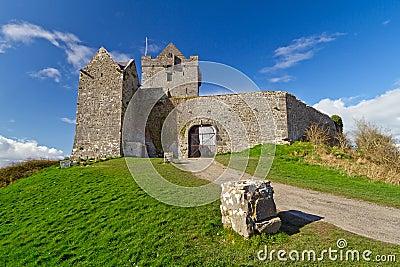 Kinvara castle in Ireland
