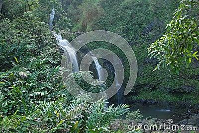 Kipahulu Waterfall, Hawaii