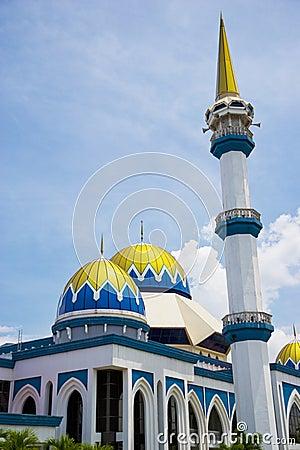 KIPSAS Mosque, Malaysia