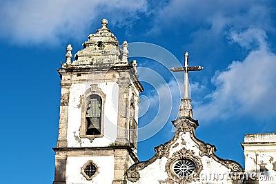 Kirche Ordem Terceira de Sao Domingos De-Gusmao