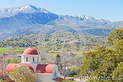 Kirche von Lassithi