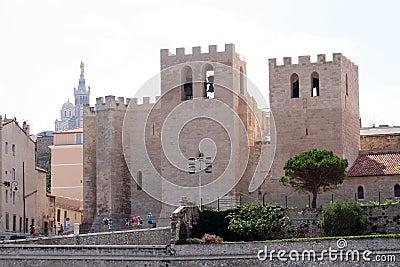 Kirchen-Heilig-Sieger in Marseille