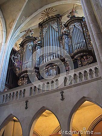 Kircheorgan