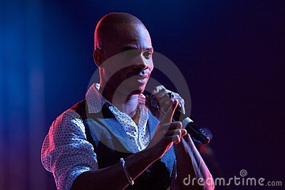 Kirk Franklin Editorial Photo
