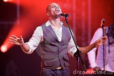 Kirk Franklin Photo éditorial