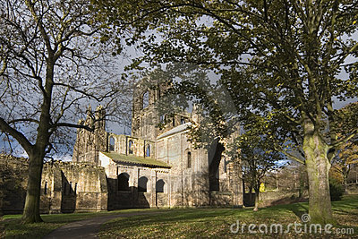 Kirkstall Abbey November 2006