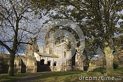 Kirkstall Abbey November 2006
