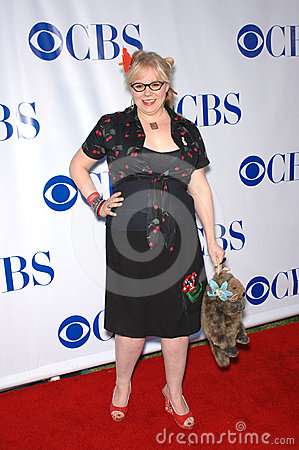 Kirsten Vangsness Editorial Stock Photo