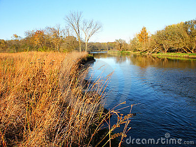 Kishwaukee River - Illinois