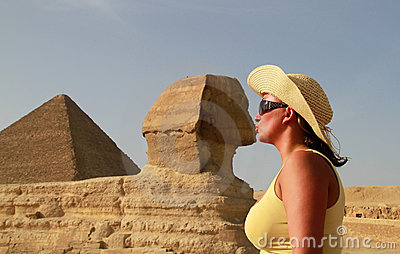 Kiss with the Sphinx