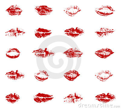 Free Kisses Stock Photography - 2821222