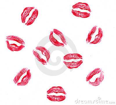 Free Kisses Royalty Free Stock Images - 579459