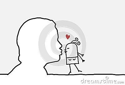 Kissing