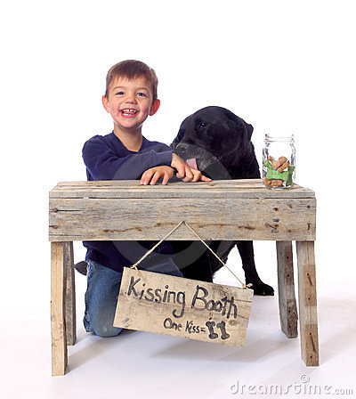 Kissing Booth - Open For Business