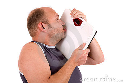 Kissing the scale