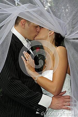 Kissing Veil