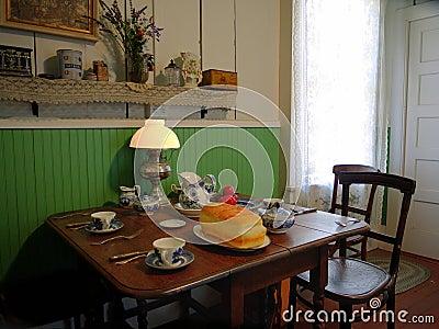 Kitchen from 19 th century