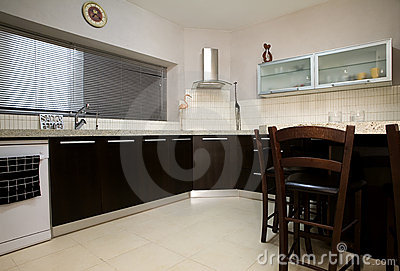 Kitchen black II