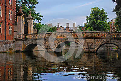 Kitchen Bridge at Cam River