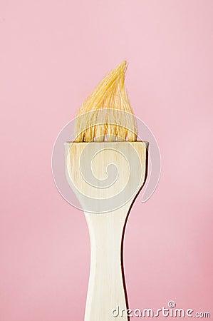 Free Kitchen Brush Royalty Free Stock Images - 8231349