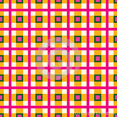 Kitchen checkered background