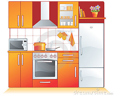 Kitchen fittings, appliances