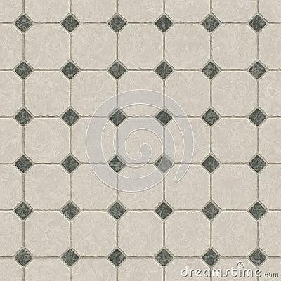 Coin Grid-Loc Tiles - Designer Plastic Garage Floor Tile