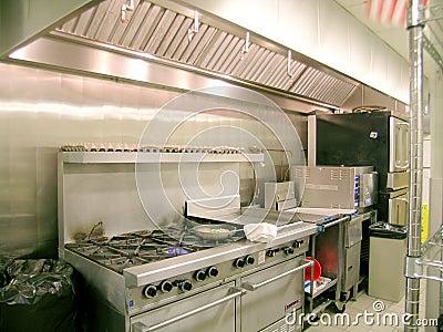 Kitchen Line, Industrial