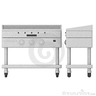 Kitchen Machine (cooker) Royalty Free Stock Images - Image: 23686579