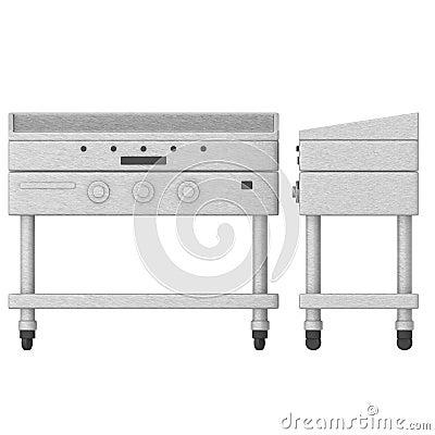 Kitchen machine (cooker)