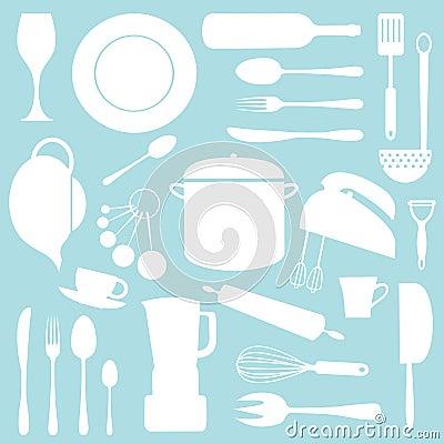 Free Kitchen Pattern Stock Photo - 15806850