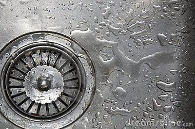 Kitchen Sink Close-up