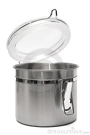 Kitchen Steel Jar