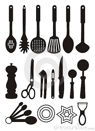 Free Kitchen Utensils Stock Photo - 4411900