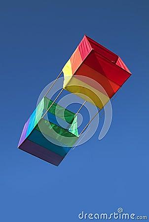 Kite #1 Stock Photo