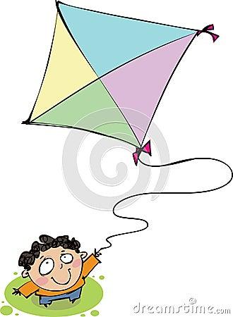 Free Kite Stock Images - 19171394