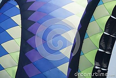 Kite Closeup