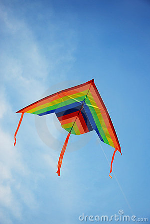 Free Kite Flying Royalty Free Stock Image - 2133896
