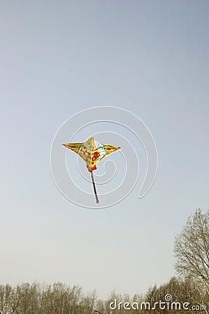 Free Kite In The Sky Stock Photo - 121560