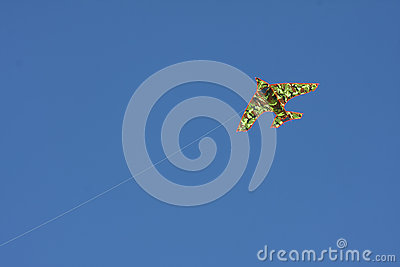 Kite In The Sky Stock Images - Image: 26479324