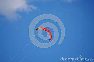 Kite sky fly