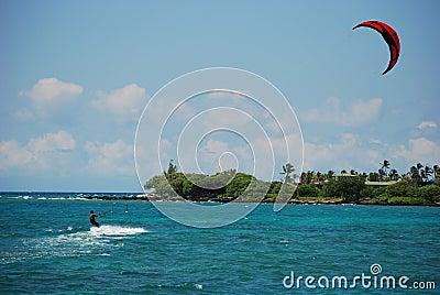 Kite Surfing Big Island